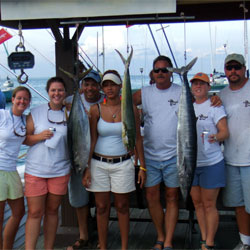 miami sportfishing team building